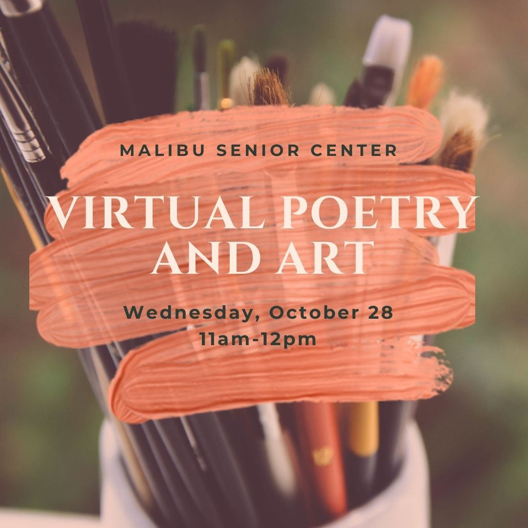 Virtual Poetry and Art Social