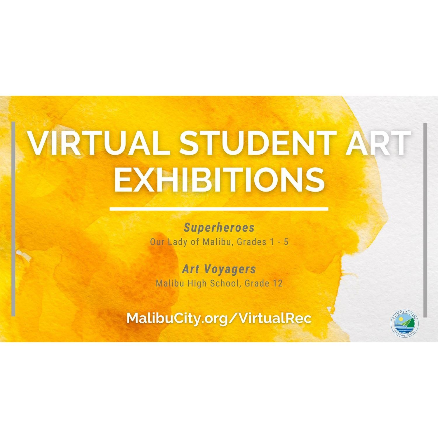 Virtual Art Exhibit