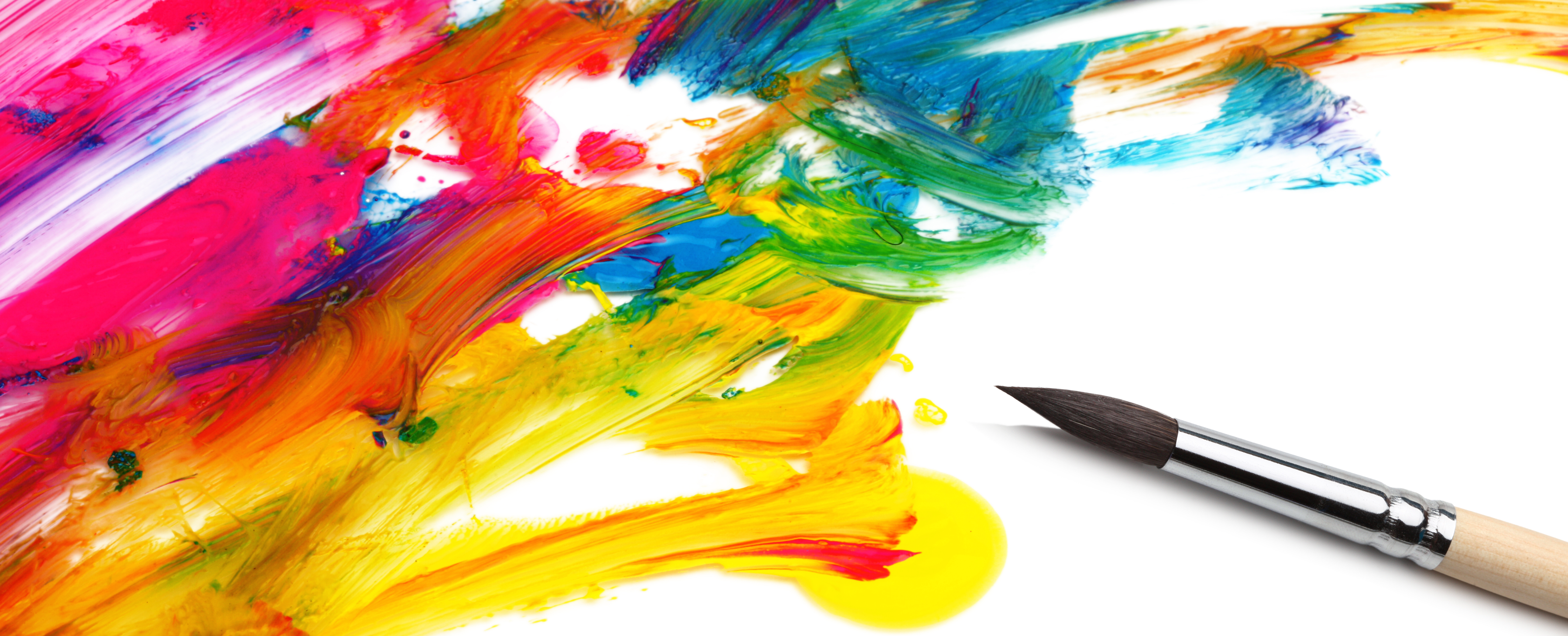 paint-brush-painting-bright-colors-the-artist